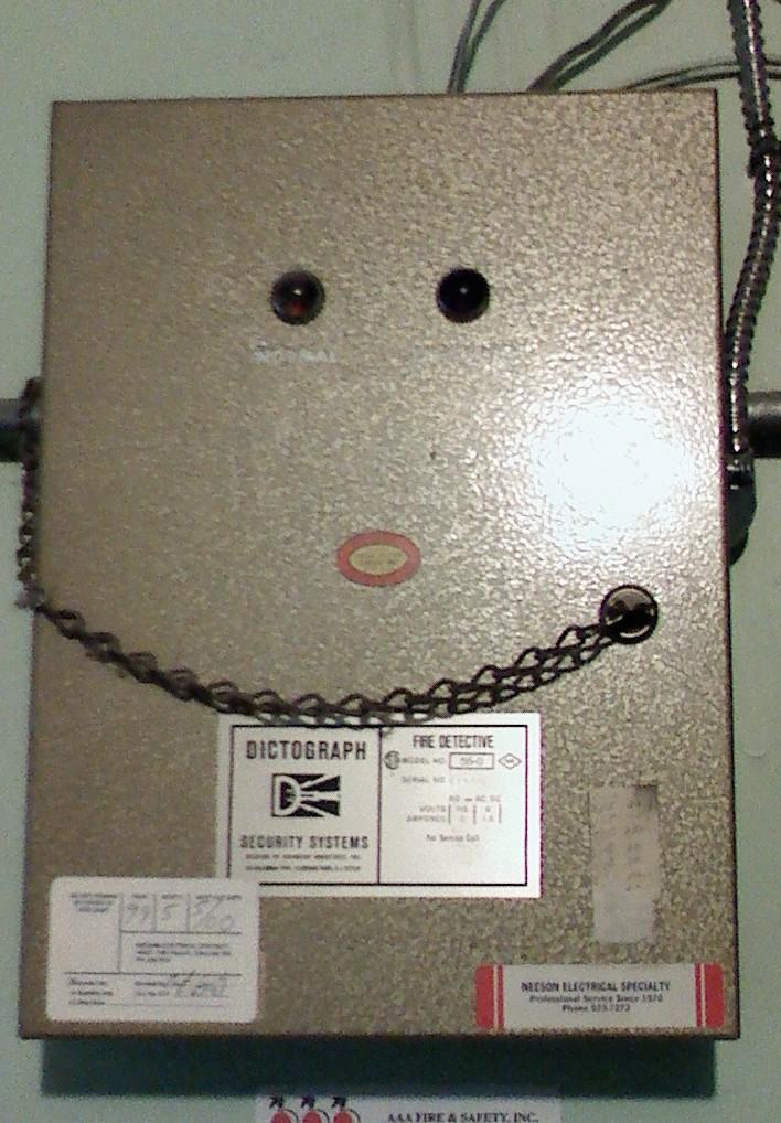 A Very Happy Fire Control Box