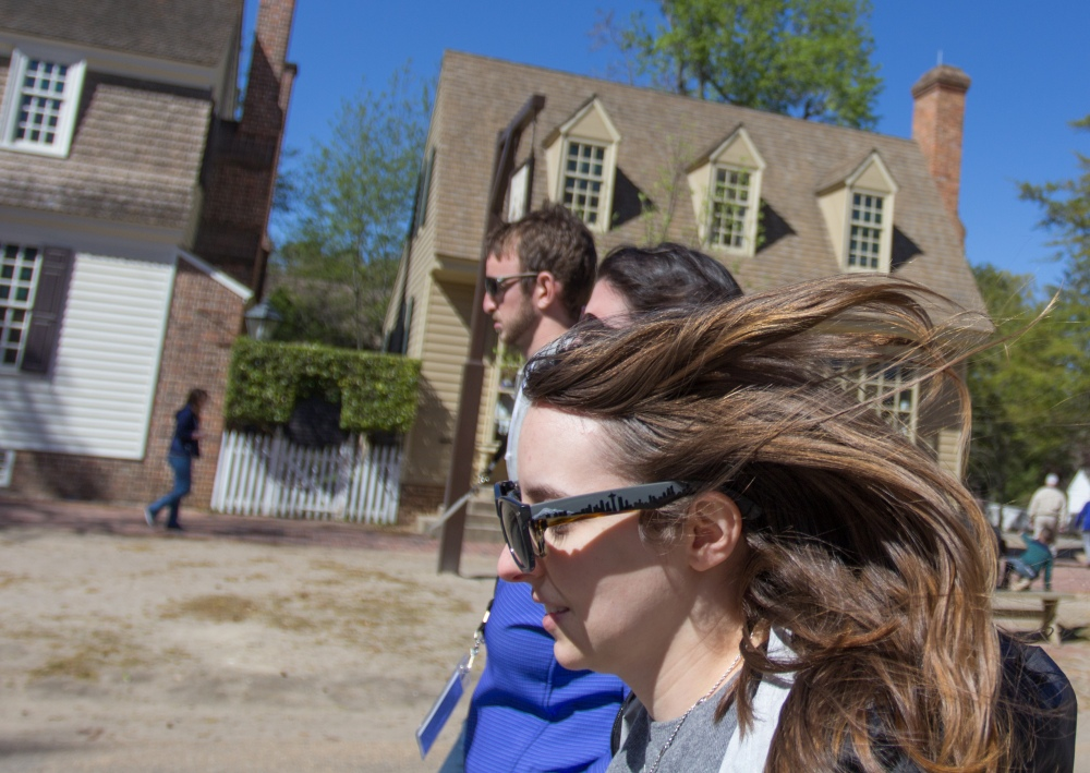 Roaming Colonial Williamsburg