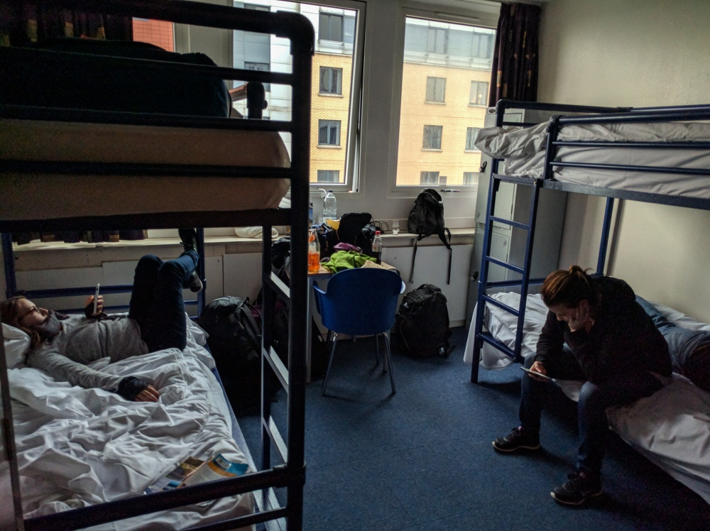 Worst. Hostel. Ever.